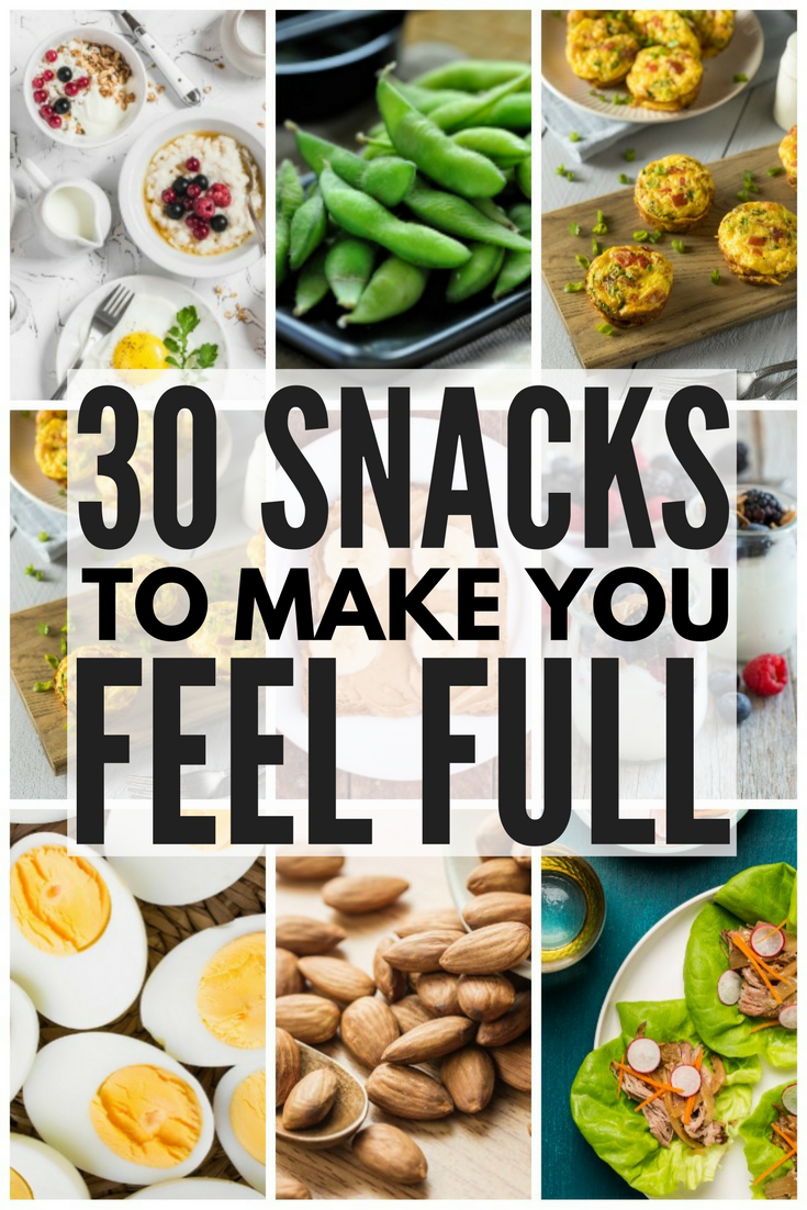 30 High Protein Snacks for Weight Loss images