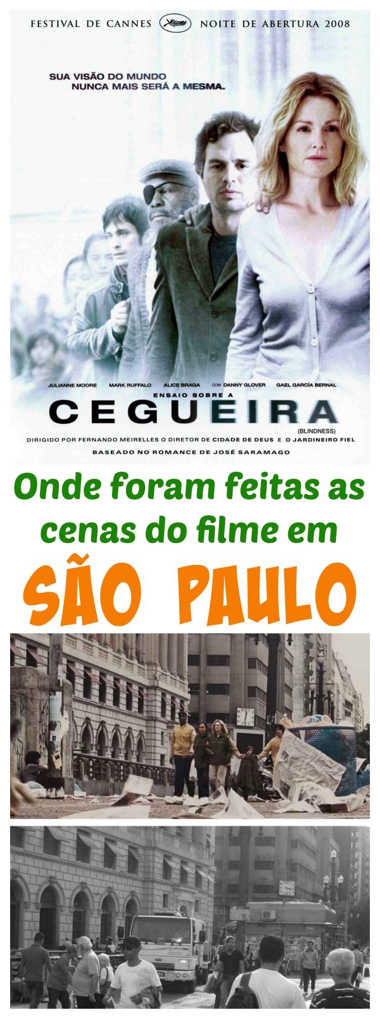 As Locacoes De Ensaio Sobre A Cegueira Em Sao Paulo Filme De