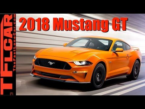 Worlds First Ford 5 0 Mustang Gt Hardtop Convertible Youtube