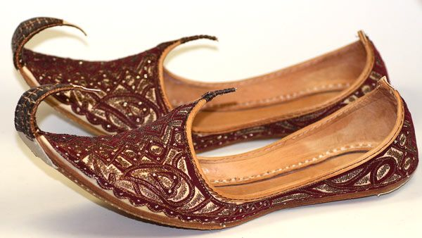 Khussa 'Jootti' (Traditional schuhe from India)   India, My India ...