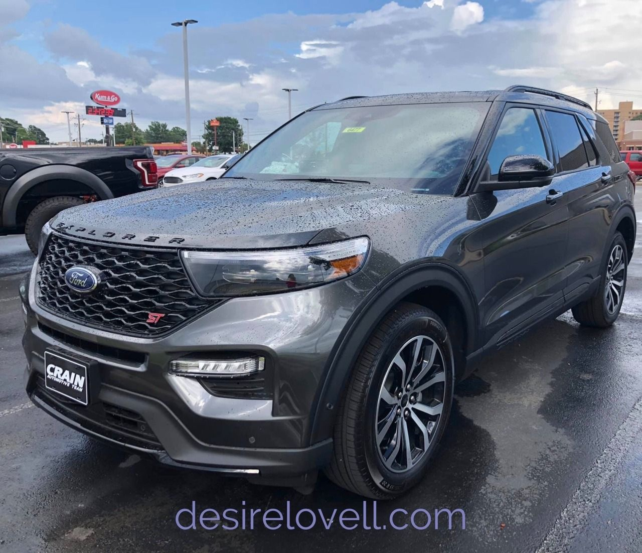 Desiree Lovell With Images Ford Explorer Car Lease Ford