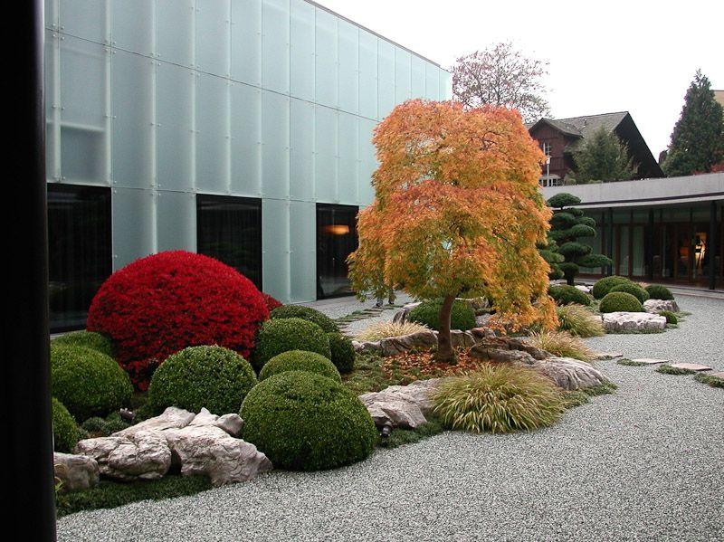 Notter japan garten pius notter gartengestaltung vorgarten u japanischer garten garten - Japangarten pflanzen ...