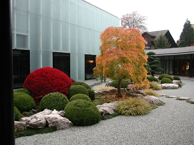Notter Japan Garten Pius Notter - Gartengestaltung Vorgarten u - gartenplanung selbst gemacht