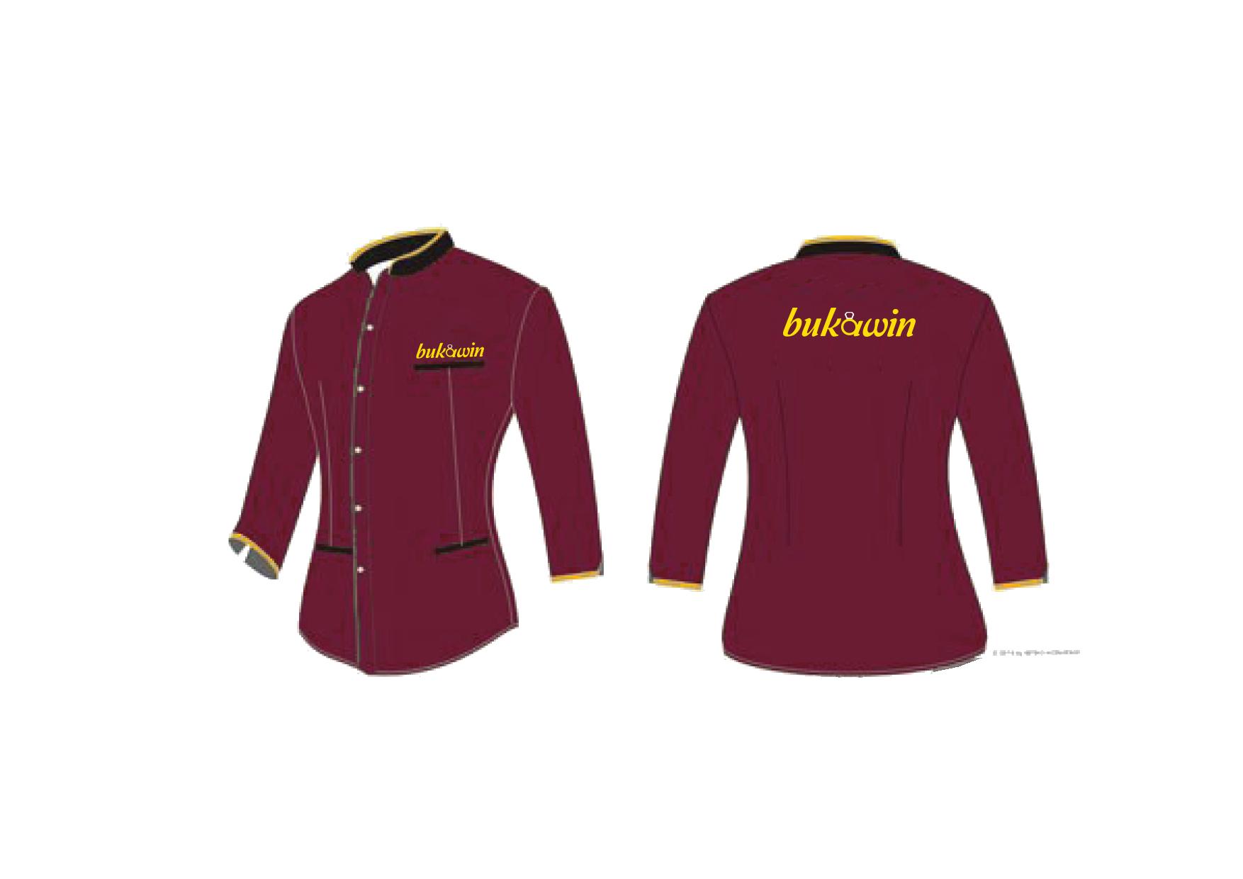desain baju panitia bukawin (cowok) Desain