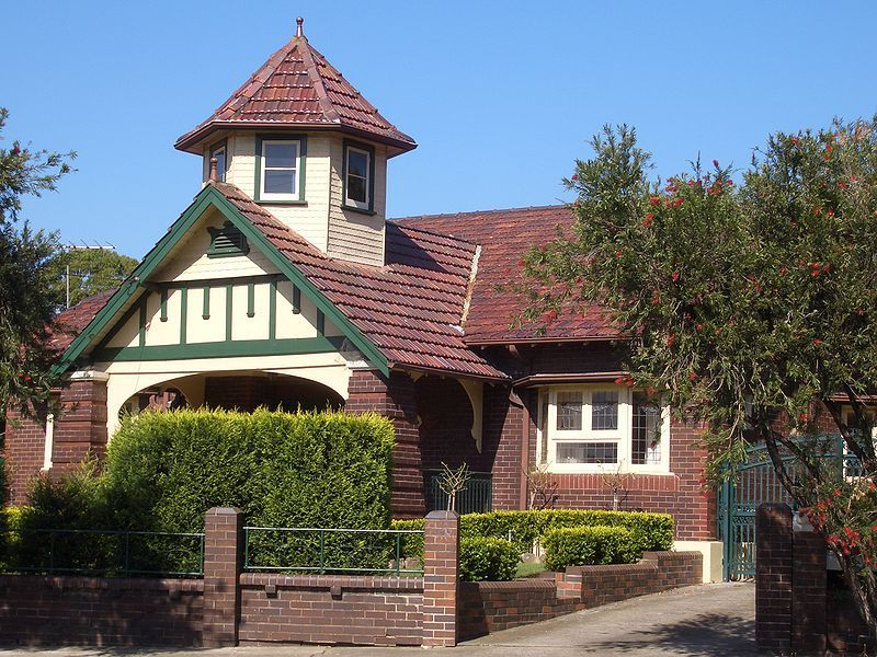 File Burwood Heights 1 Jpg Wikipedia The Free Encyclopedia Australian Homes Classic House Architecture