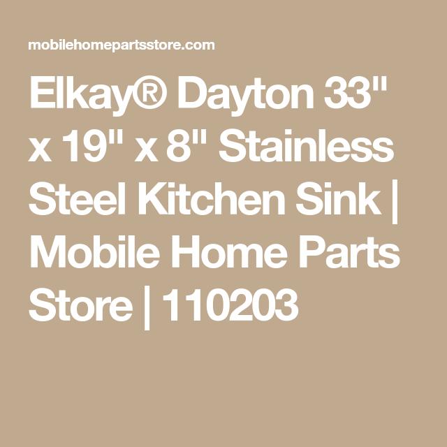 Elkay® Dayton 33