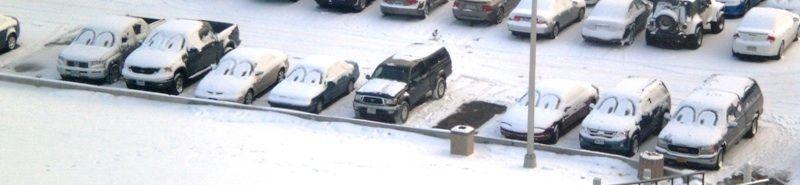 Pixar's parking lot I assume