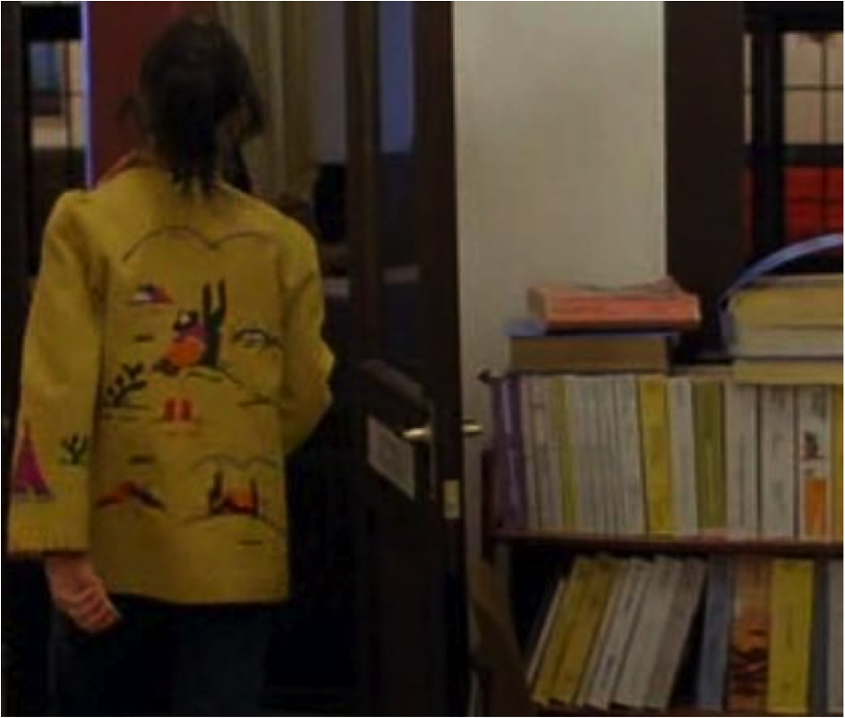 Shelley Duvall S Yellow Jacket In The Shining Style