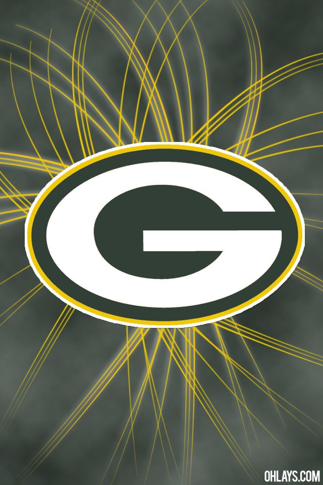 Green Bay Packers iPhone Wallpaper packers Pinterest