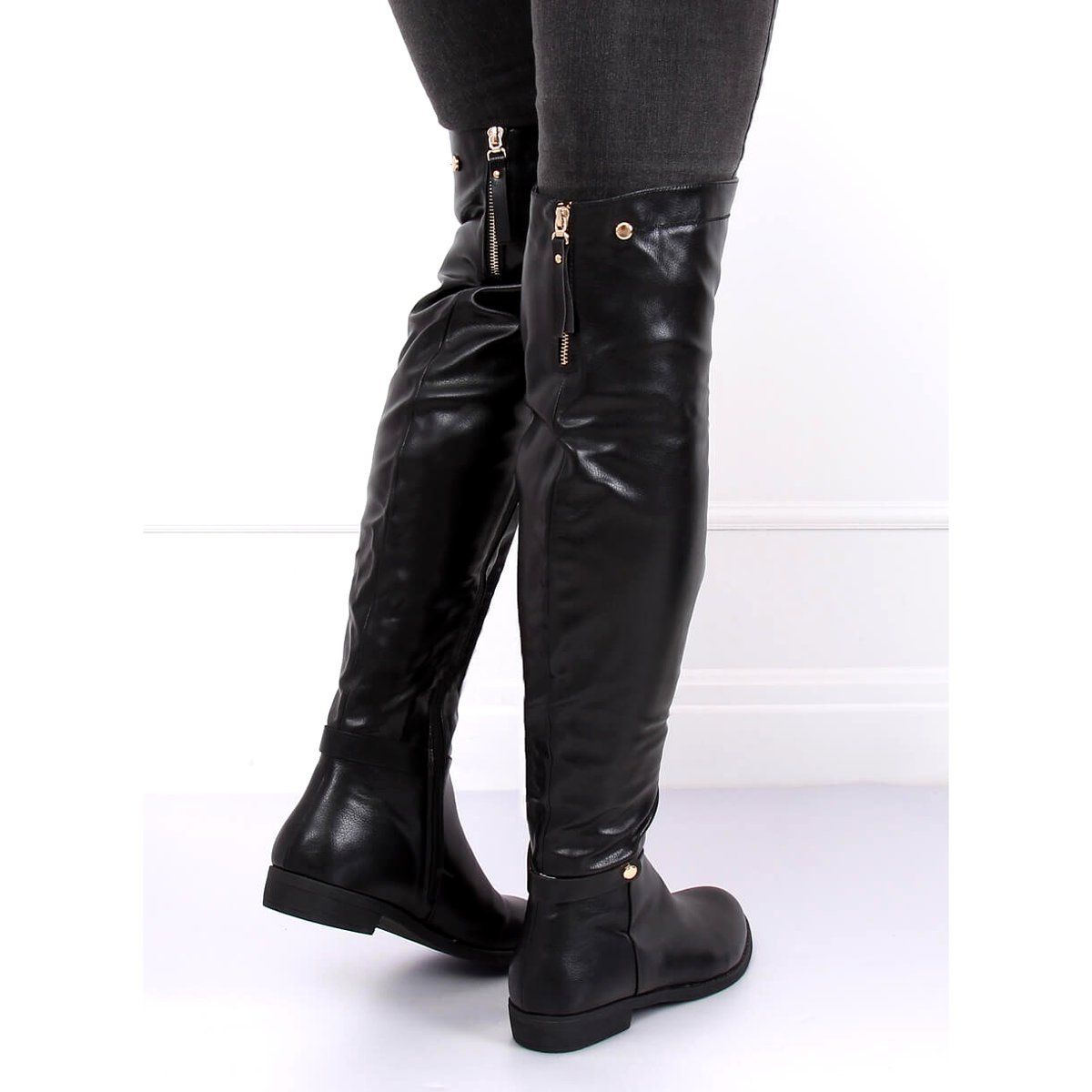 Black Thigh Boots Black 1943 50a Black Black Thigh Boots Black Boots Boots