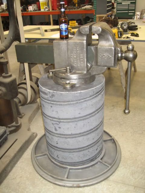Pin By Maxv On Stuff Vise Stand Metal Tools Garage