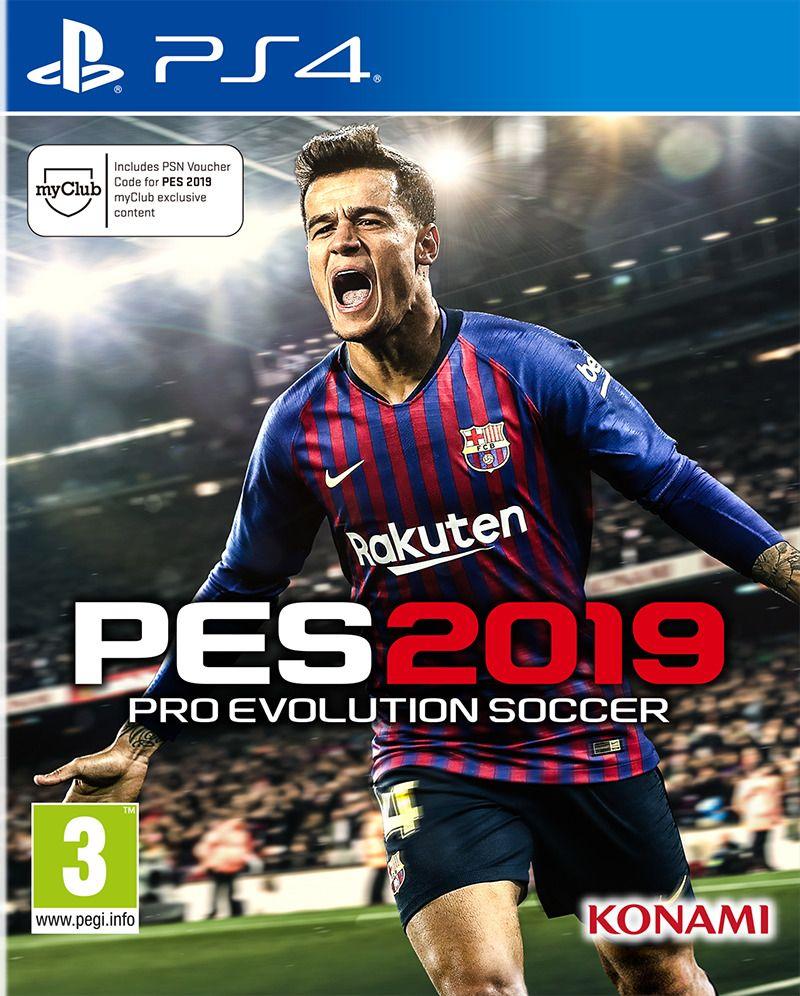 Ps4 Pro Evolution Soccer 2019 Disponibile Pro Evolution Soccer Evolution Soccer Ps4 Games