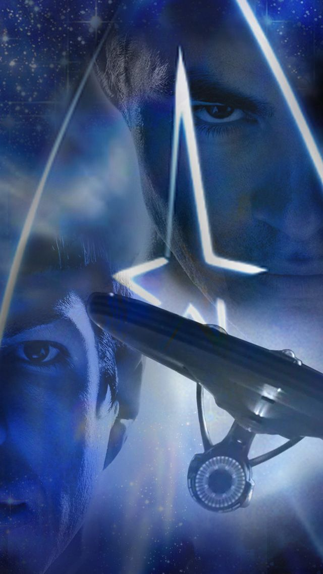 iPhone 5 wallpapers HD Star Trek Into Darkness 02