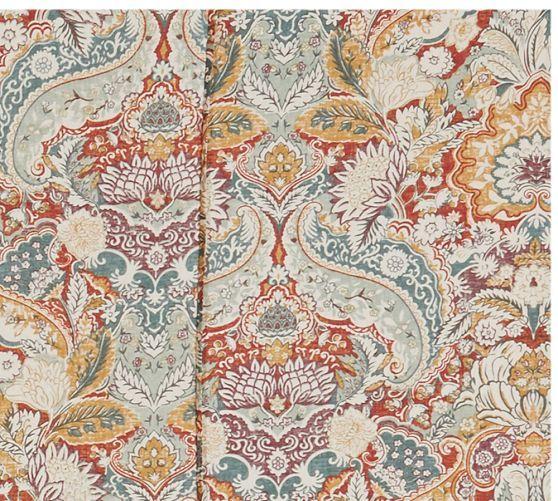 Master Bedroom Celeste Damask Duvet Cover Amp Sham Gold