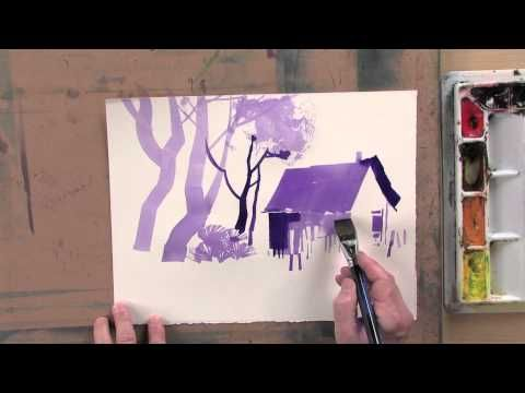 Viernes de Pinta: Como Entender Luces y Sombras Para Pintar Digis - YouTube