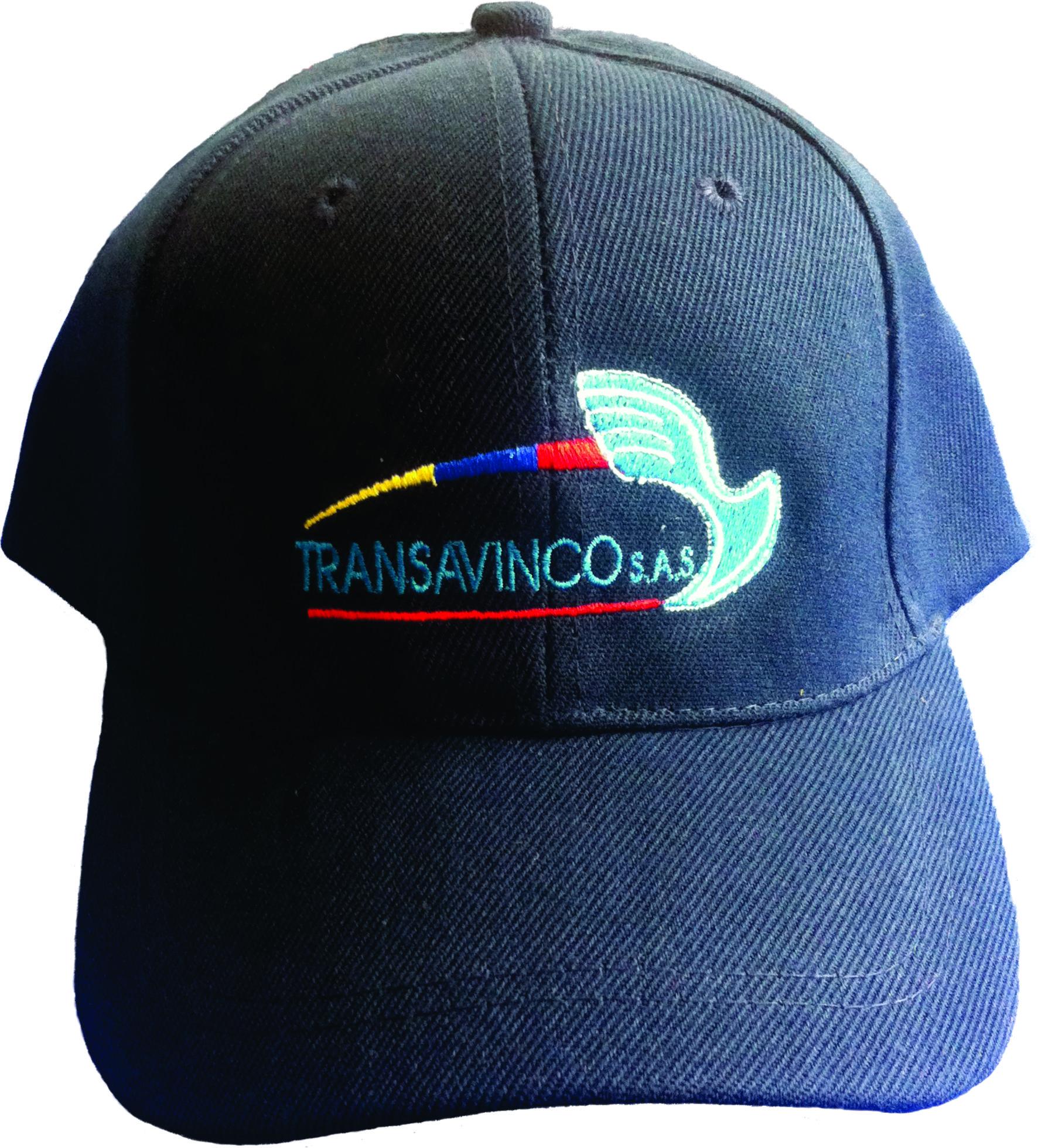 gorras para área operativa de   empresa de transporte con   bordado en  frente con el   logo de la   compañia . 4a166488e6c