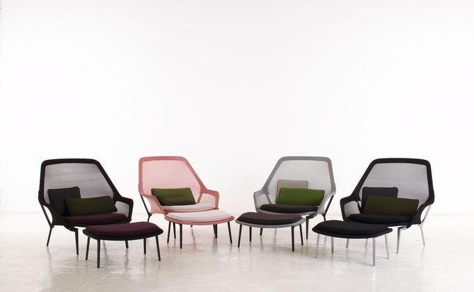 Slow Chair Group Ottoman Chaise Fauteuil Mobilier De Salon Meuble Interieur