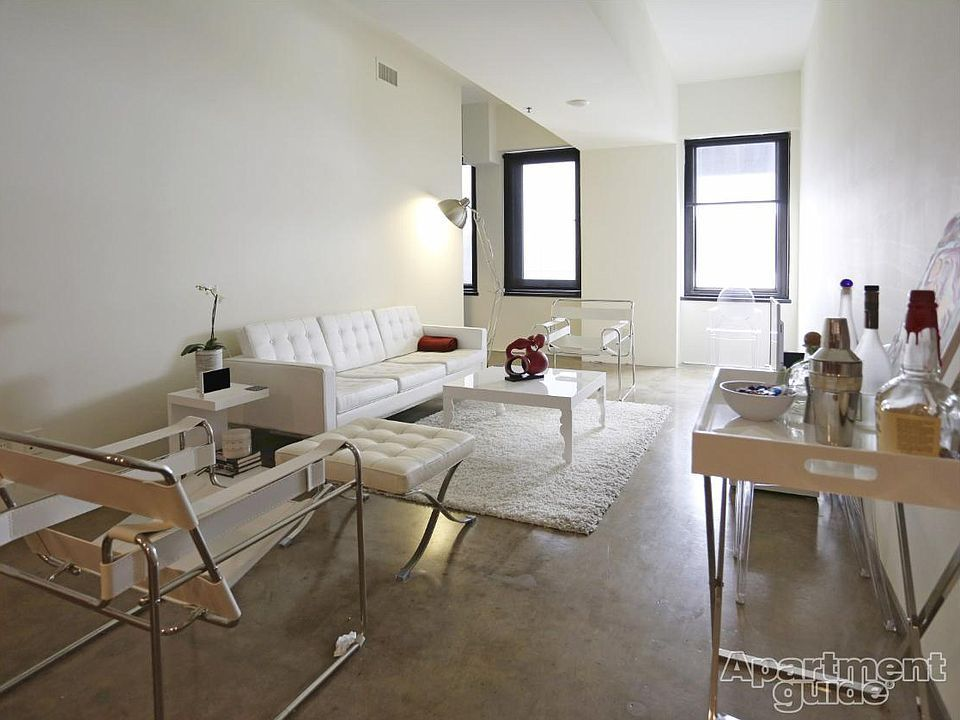 Dallas power and light lofts apartment rentals with