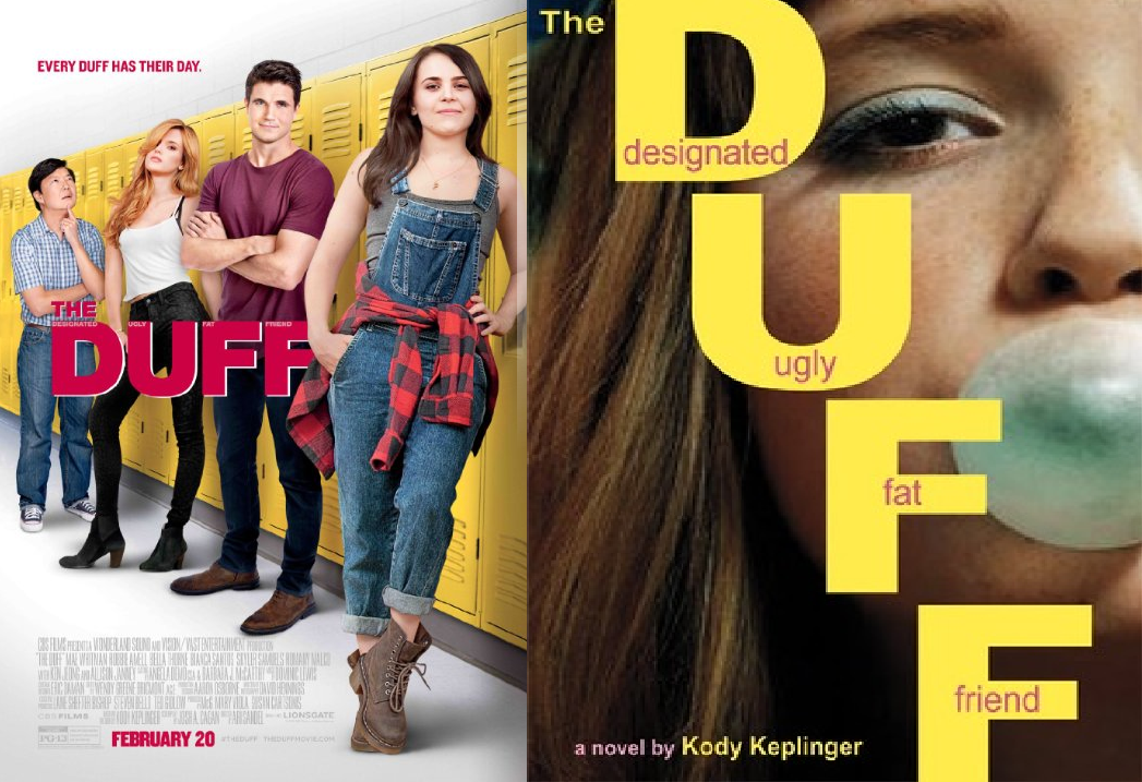 Pin On Fic The Book Vs The Movie