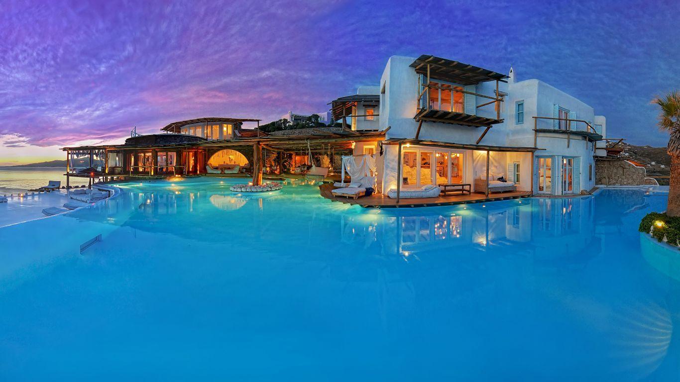 Villa Sara Houlakia Mykonos Greece Mykonos Private Getaways