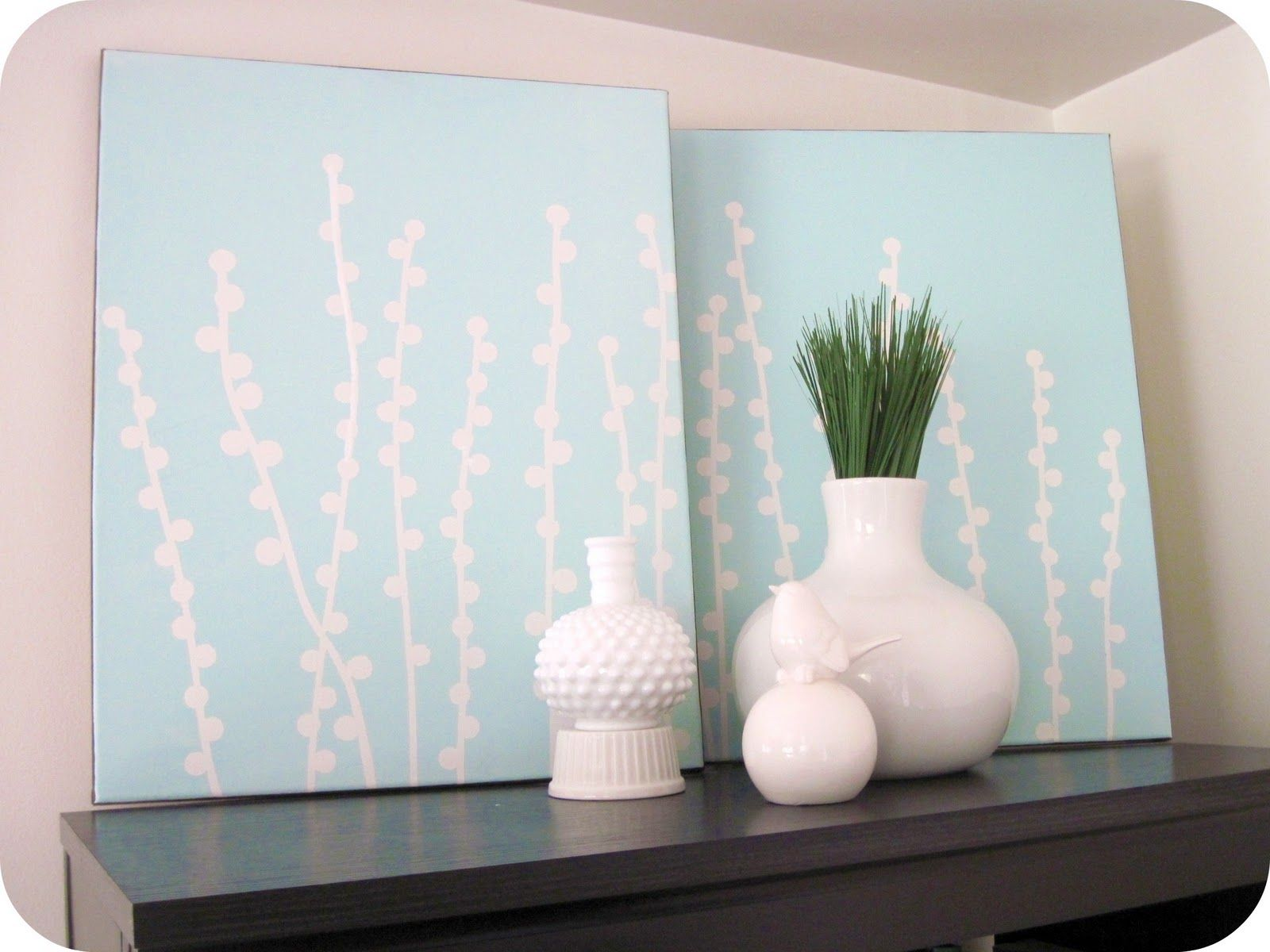 DIY Vinyl Wall Art  Ways Ideas To Reuse Your Unwanted Canvases - How to make homemade vinyl decals