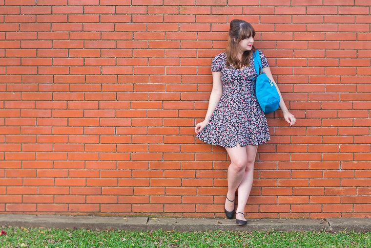 Blog da Kipling - 4 bolsas, 4 vestidos!  Bag: Roslin SS Melina Souza photo by Sharon Eve Smith
