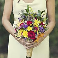 Homemade Wedding Bouquets
