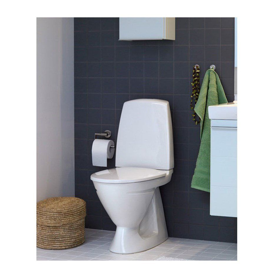 Toalettstol Ifö Sign 6860 för Limning - Golvstående toalett - Toalettstolar | Bathroom ...