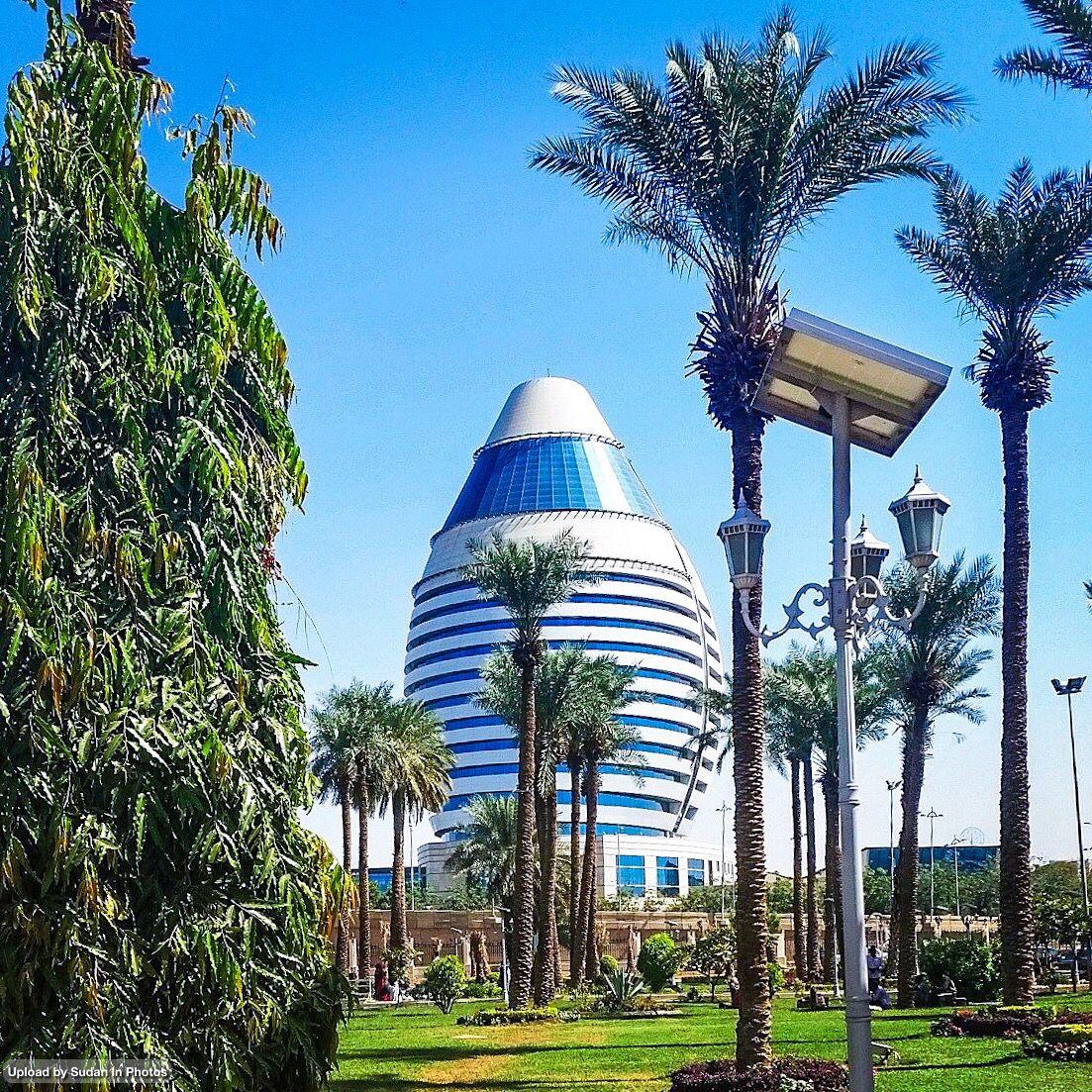 The afternoon in Khartoum الظهيرة في الخرطوم السودان (By Hager Kowash)  sudan