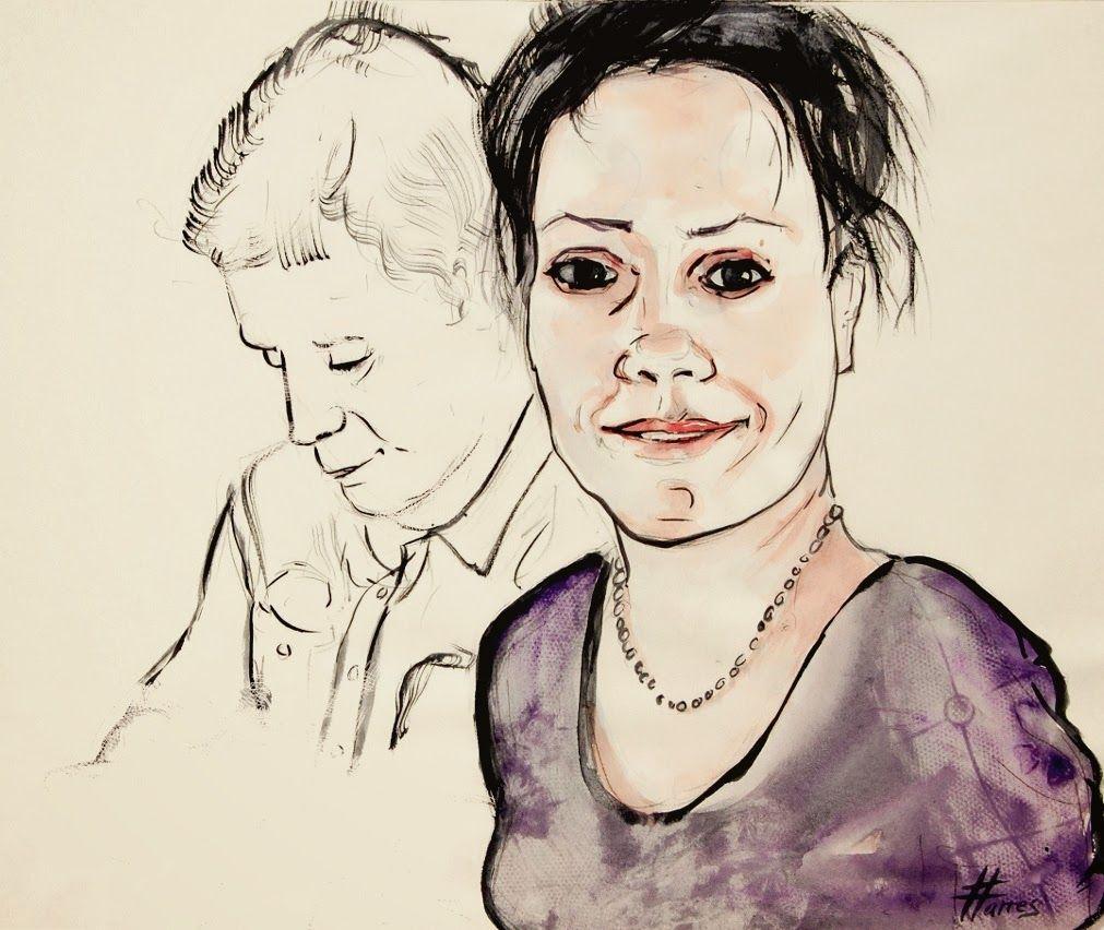 In situ: Susanne and Sean