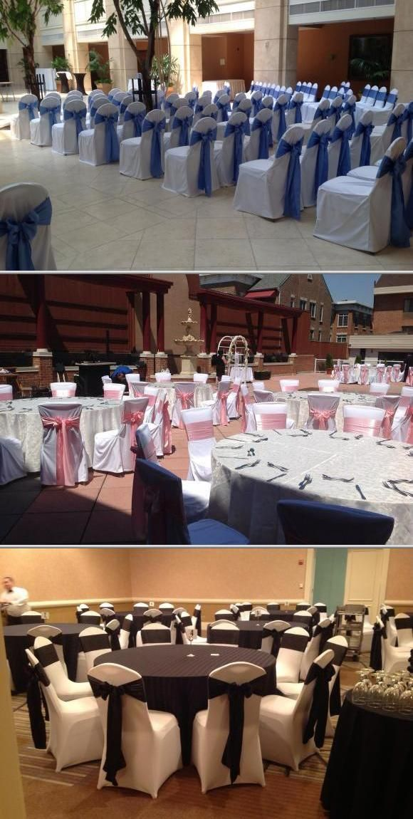 Chair Cover Rentals Washington Dc Vibrating Gaming I Take Pride In My Ability To Tie Beautiful Sashes For The Chairs We