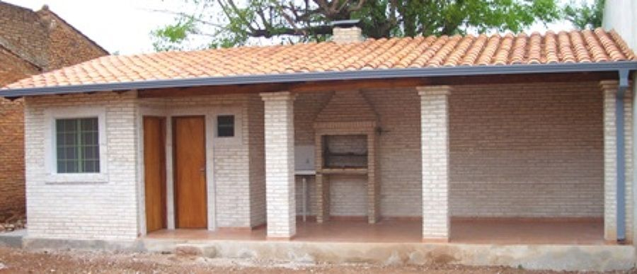 Quincho buscar con google planos quinchos y casas for Modelo de casa quinta en paraguay