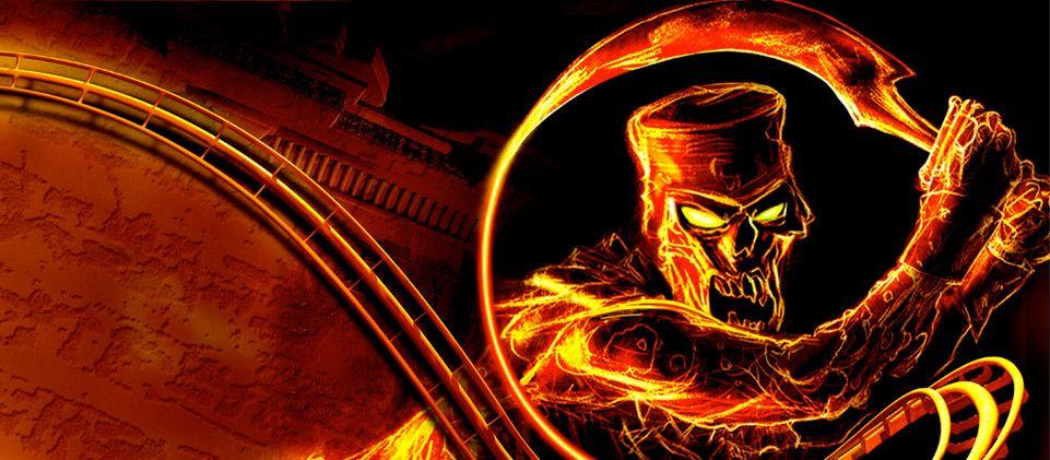 Revenge of the Mummy at Universal Studios Hollywood
