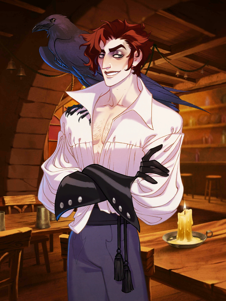 The Arcana beat me up and stole my shoes