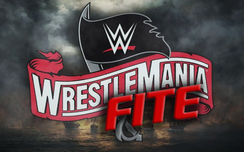 Wwe Wrestlemania 36 Now Available On Fite Tv Wrestlemania Wwe Wwe S