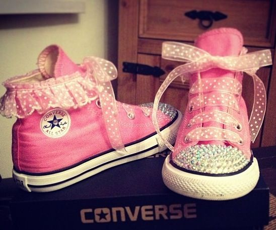 converse for little girls