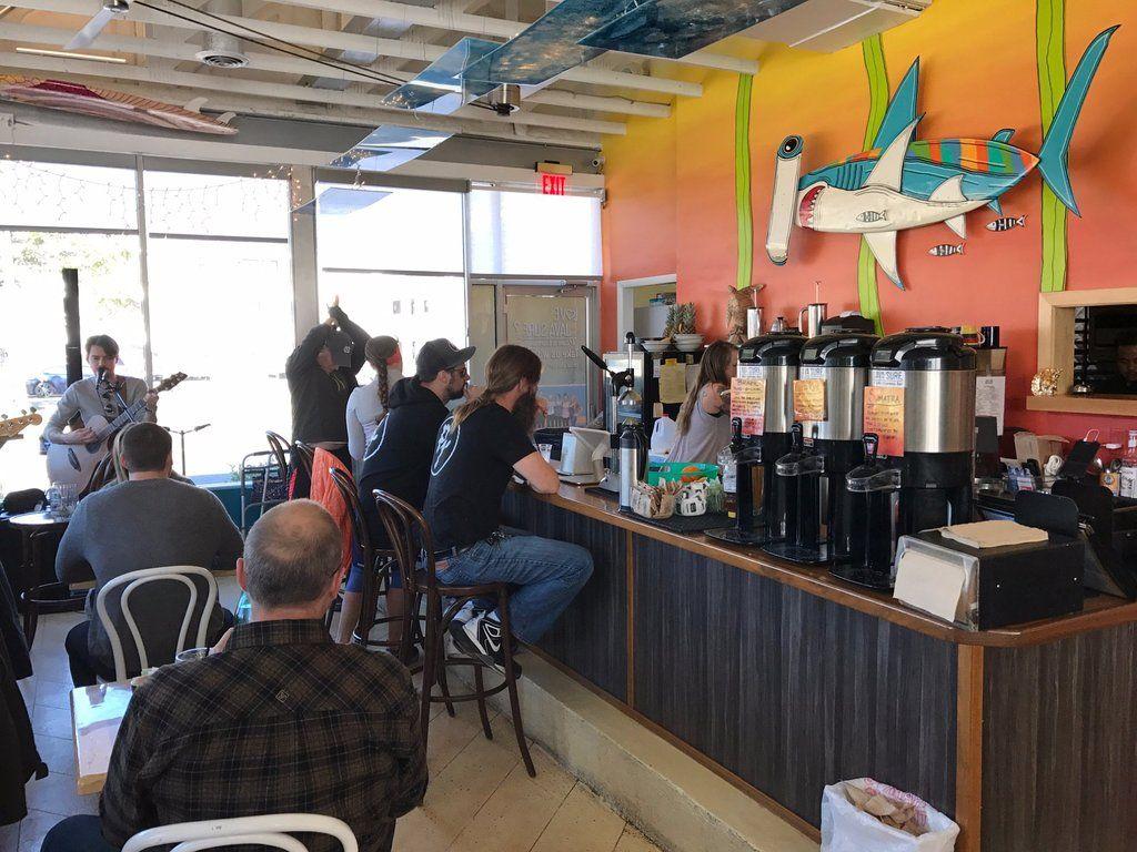 Java Surf Cafe Espresso Bar Virginia Beach Menu Prices