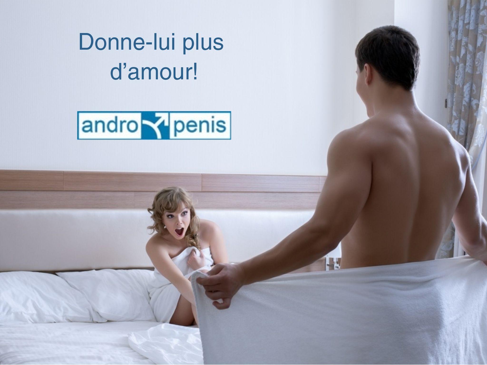 Andropenis Andropenis Permet Un Allongement Du Penis De Jusqu A 4