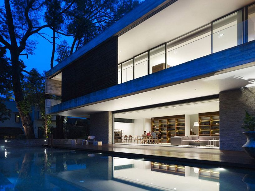 The style examiner most beautiful homes in world jkc house by ong singapore also rh za pinterest