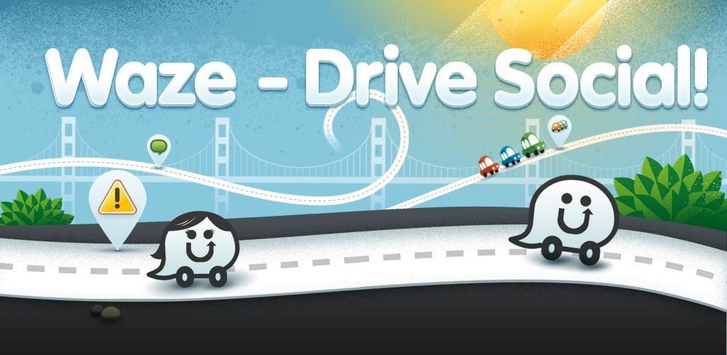 Waze Social GPS now available for BlackBerry 10 Waze
