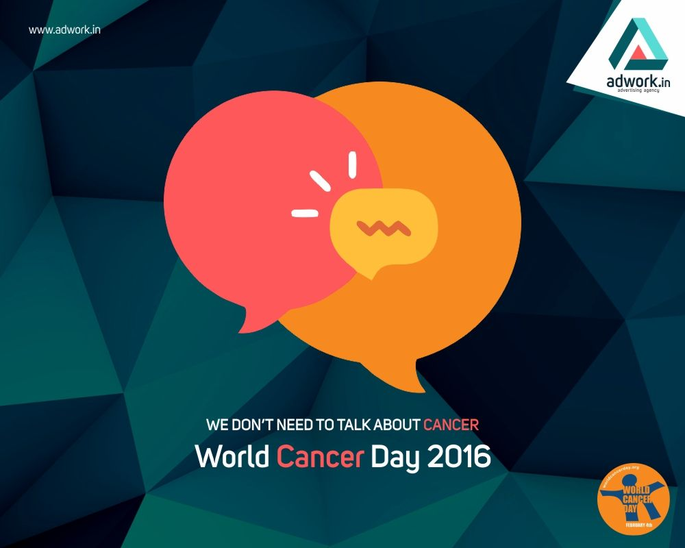 #WeCanICan take action to help fight and prevent #cancer. Spread the word by joining the #WorldCancerDay #TalkingHands on social media!