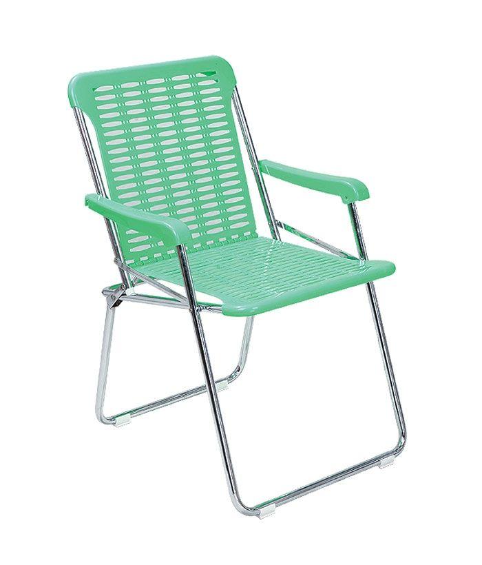 Plastic Folding Beach Chairs