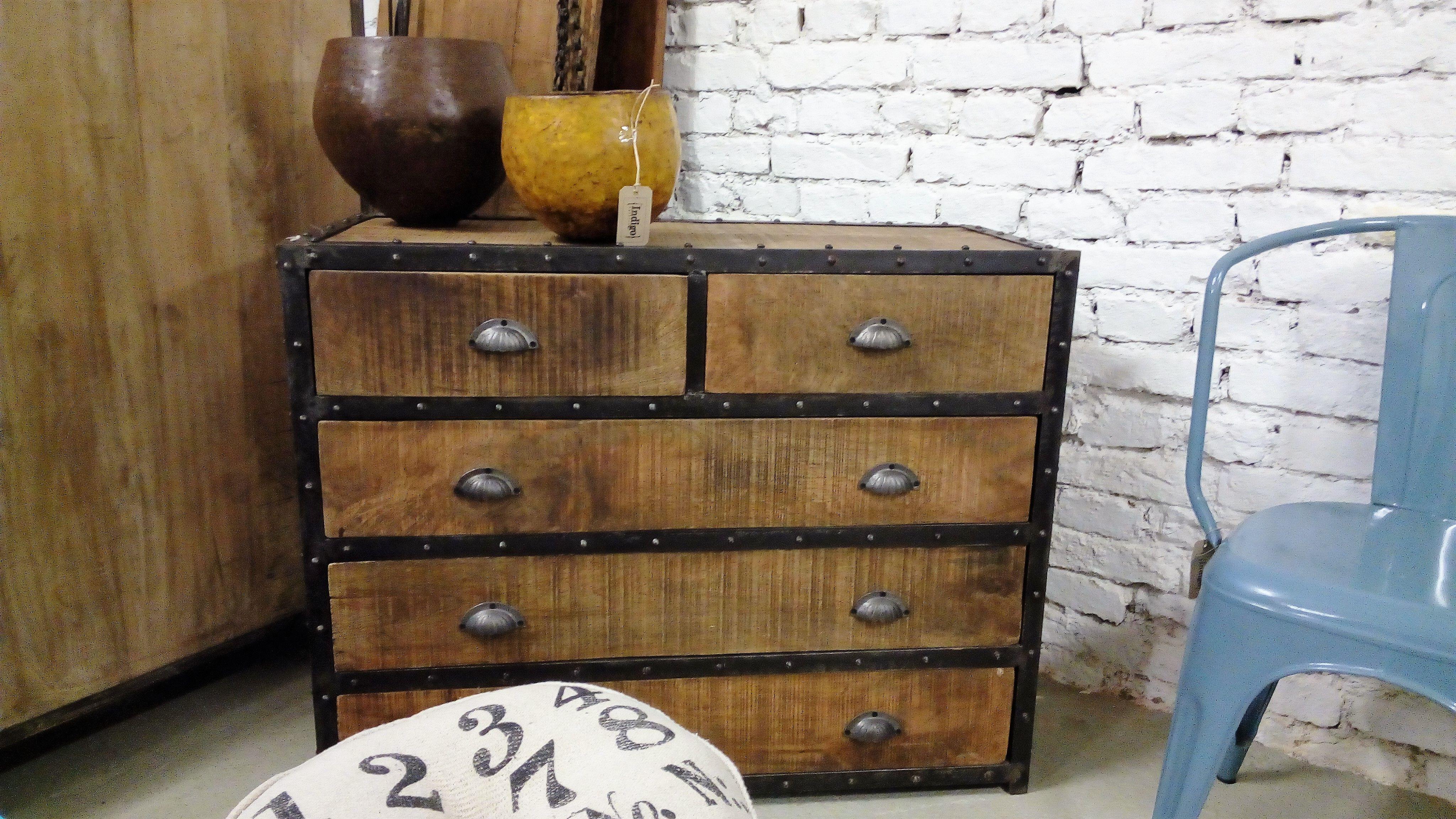 Industrial Style, Vintage Möbel, Industrial Chic