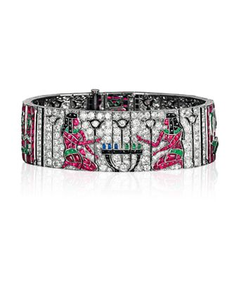 van cleef and arpels egyptian bag - Google Search