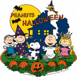 It's The Great Pumpkin, Charlie Brown! | Snoopy halloween, Peanuts halloween,  Charlie brown halloween