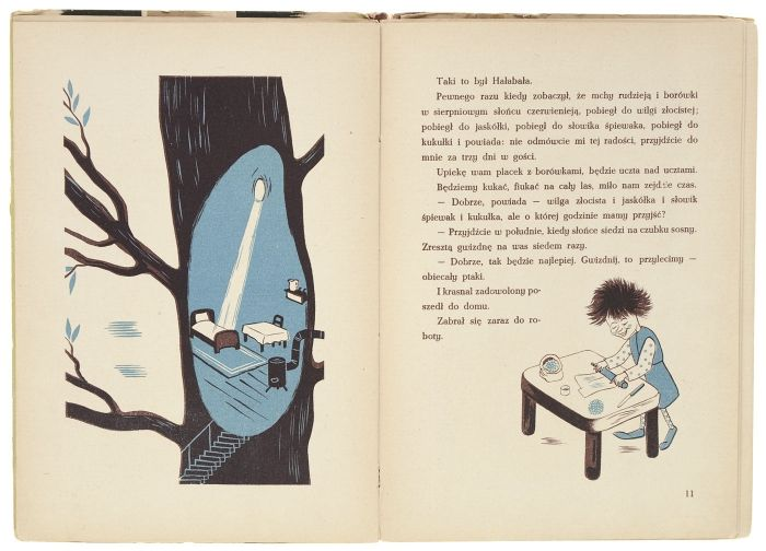 Polish children's book  book.hipopotamstudio.pl