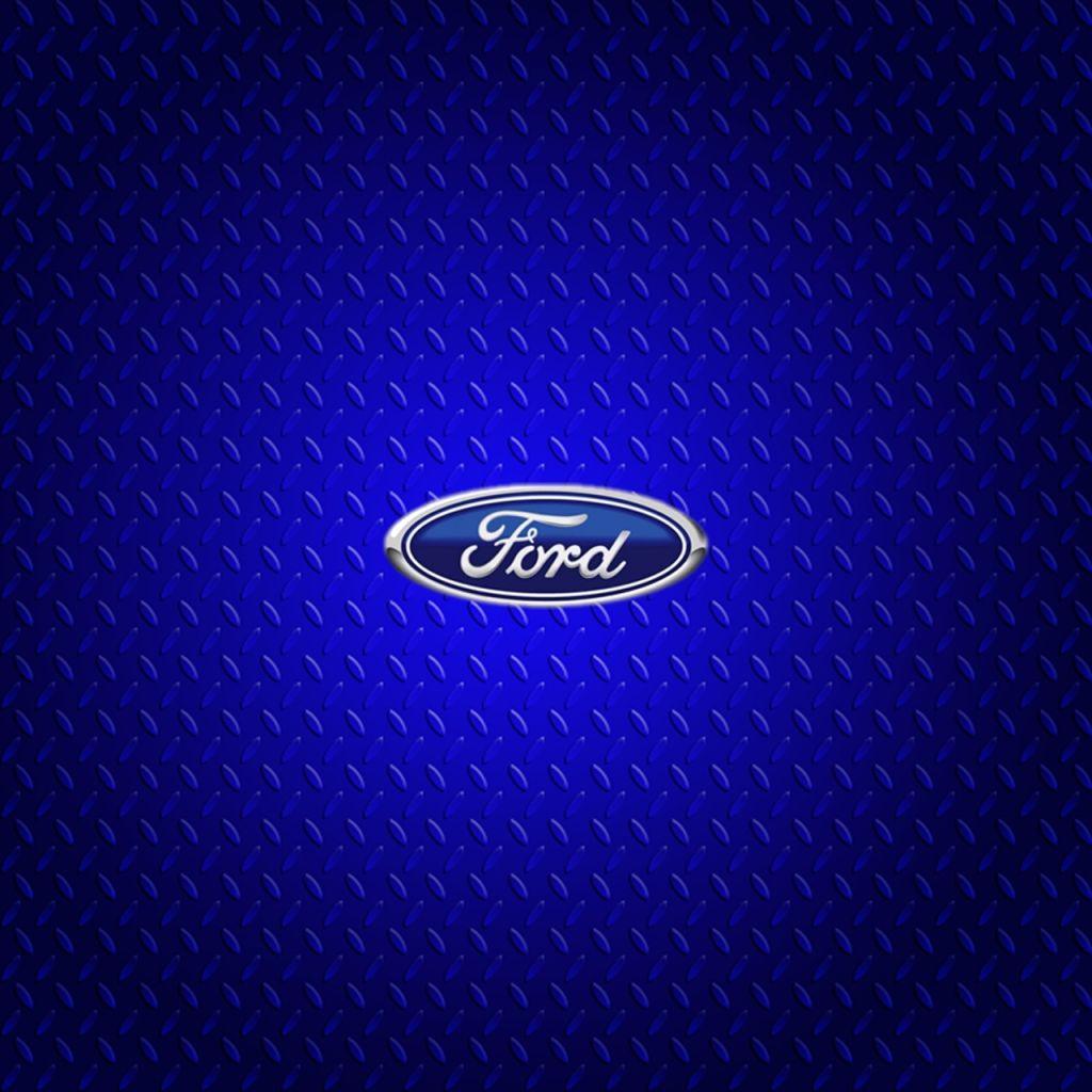 ford logo wallpaper 1024 x 1024 ford logo pinterest ford