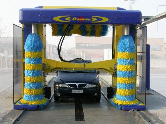 car wash drive through - Google Search | Car washing machine | Drive
