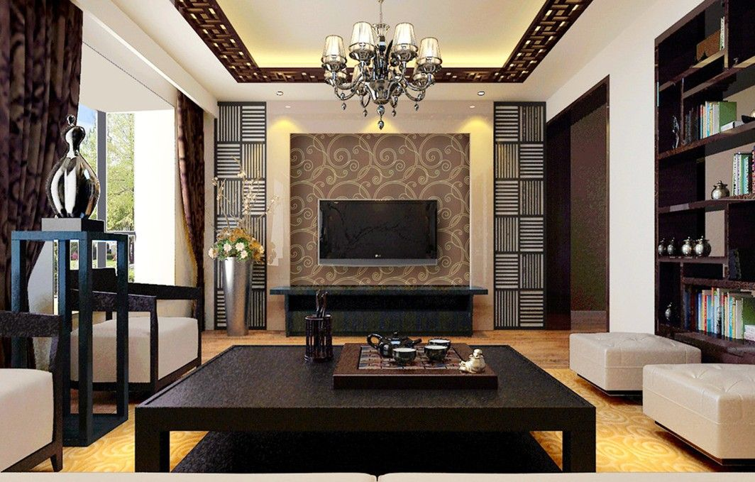 Furniture Design For Living Room furniture design styles | dark brown furniture design for chinese