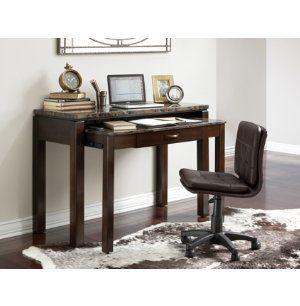 Bella Pull Out Desk Art Van  Desks  Desk Art desk